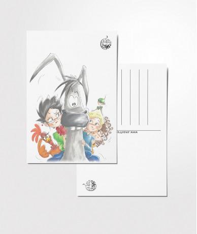 Carte postale Tob