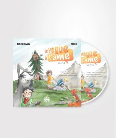 Le CD Le vague à l'âme