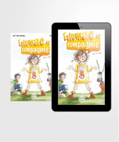 Ebook Estomac et compagnie