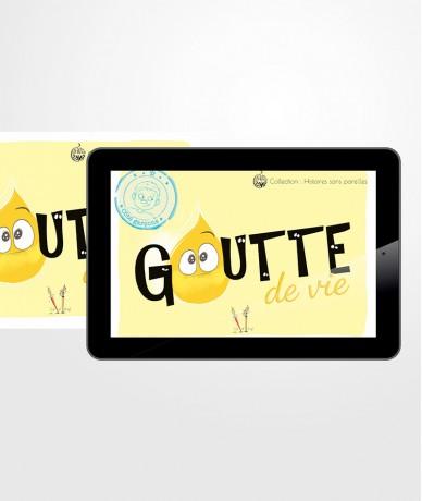 Ebook Goutte de vie «Côté...