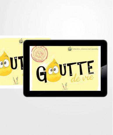 Ebook Goutte de vie « Côté...